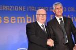 Elezioni Figc, Carlo Tavecchio confermato presidente: battuto il rivale Abodi
