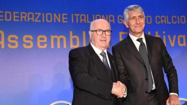 Calcio, elezioni, Figc, carlo tavecchio, Sicilia, Sport