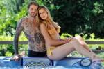 Baccaglini e l'ex velina Thais, la love story del nuovo presidente del Palermo - Foto
