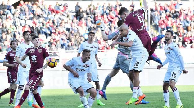 Calcio, Palermo, SERIE A, Torino, Palermo, Calcio