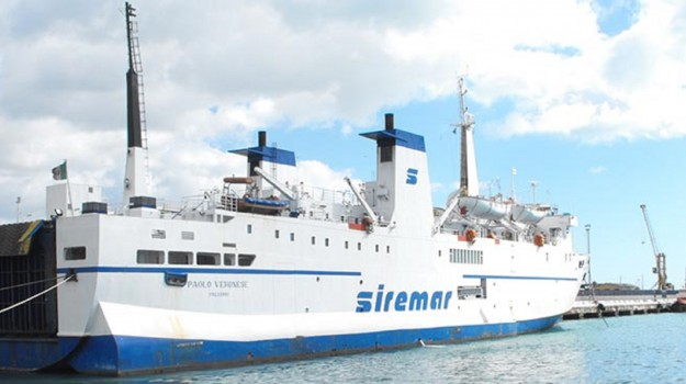 Lampedusa, porto empedocle, Traghetto, Agrigento, Cronaca
