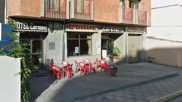 ristorante spagna, trenino spagna, Sicilia, Mondo