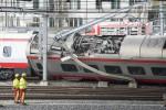 Treno italiano Milano-Basilea deraglia in Svizzera, almeno sette persone ferite