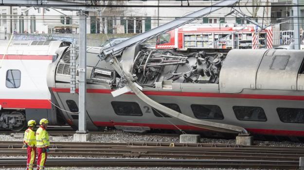 milano-basilea, Trenitalia, treno svizzera, Sicilia, Cronaca