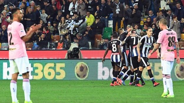 Calcio, Palermo, SERIE A, Udinese, Palermo, Qui Palermo