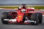 In Russia prima fila tutta della Ferrari Vettel in pole, precede Raikkonen