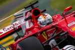 Prove libere a Monza, Mercedes avanti ma Ferrari vicine