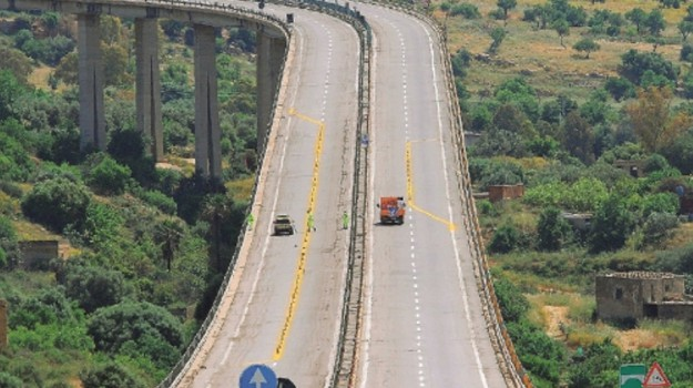 Ponte Morandi Agrigento, Agrigento, Cronaca