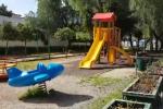 Palermo, la villetta di via Praga al buio: parco giochi nel mirino dei vandali - Video