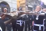 Adorazione della Croce, le processioni a Palermo