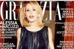 """Le rivelazioni di Alessia Marcuzzi: """"Non sono una donna tenera"""""""