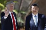 Il presidente Donald Trump e quello cinese Xi Jinping