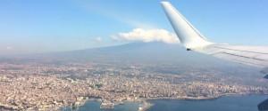 Eruzione dell'Etna, torna operativo l'aeroporto di Catania