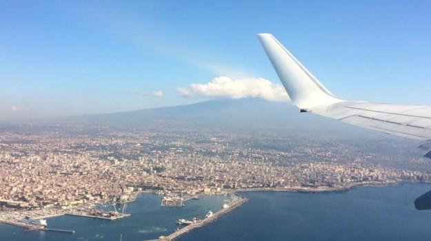 aerei, trasporti, Catania, Ragusa, Cronaca