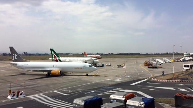 aeroporto catania, aeroporto fontanarossa catania, Catania, Economia