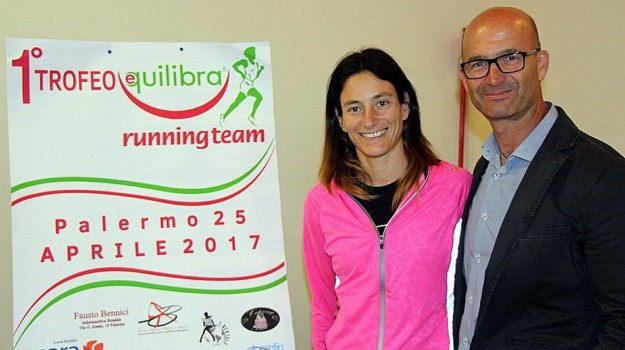 podismo palermo, trofeo equilibra running team, Palermo, Sport