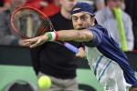 Davis Cup, niente impresa per l'Italia in Belgio: azzurri sconfitti