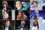 """Il """"concertone"""" di Radio Italia a Palermo: i cantanti sul palco"""