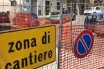 Palazzine a rischio crollo col passante: scatta il sequestro per il cantiere