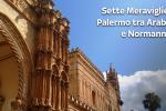 """Sky Arte a Palermo: la città scelta per la nuova stagione di """"Sette Meraviglie"""""""