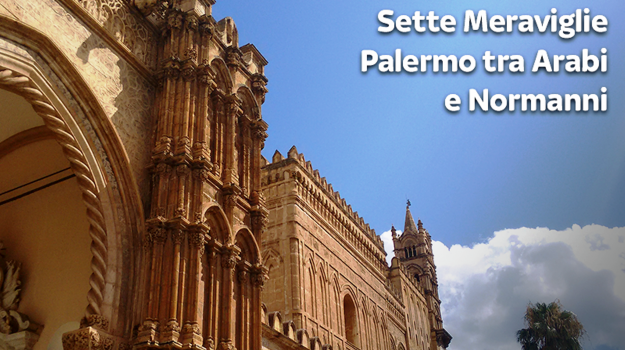sette meraviglie, sky arte, Palermo, Cultura