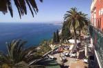 Una veduta dell'hotel Villa Schuler di Taormina