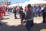 Sbarco a Palermo, giunti al porto 470 profughi