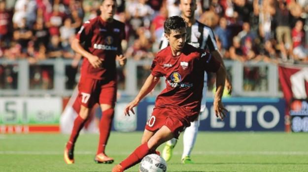 Calcio, serie b, trapani calcio, Igor Coronado, Trapani, Calcio