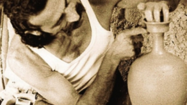 ceramica, santo stefano di camastra, vasai, Messina, Cultura