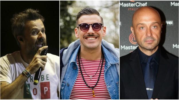 cous cous fest, vip, Francesco Gabbani, Joe Bastianich, Trapani, Società
