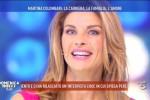 """Martina Colombari, confessioni in tv: """"Con Alberto Tomba ci siamo amati veramente"""""""