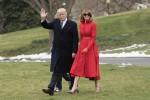 """Primi 100 giorni alla Casa Bianca, Trump: """"Un peso sulla famiglia"""""""