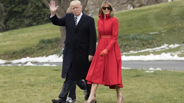 casa bianca, USA, Donald Trump, Sicilia, Mondo
