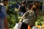 Mercatini nel caos a Palermo, i disagi dei cittadini