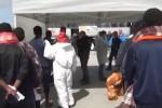 Sbarchi, salvati duemila migranti nel Canale di Sicilia