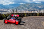 Monte Pellegrino Historic, auto d'epoca sfilano a Palermo