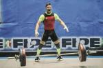 Sollevamento pesi, il nisseno Scarantino campione d'Europa