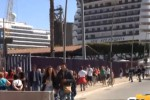 Navi al porto di Palermo, la città si riempie di crocieristi