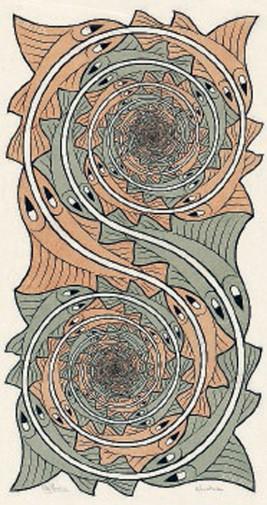 Escher il genio che rimase eterno bambino giornale di for Escher mostra catania