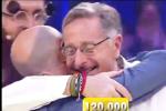 """""""Avanti un altro"""", disoccupato vince 120 mila euro: è la cifra più alta di questa stagione - Video"""