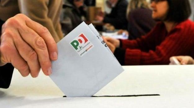 Gela, Primarie pd, Caltanissetta, Politica