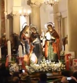 Riti della Settimana Santa ad Agrigento, si parte con la Via Crucis in centro