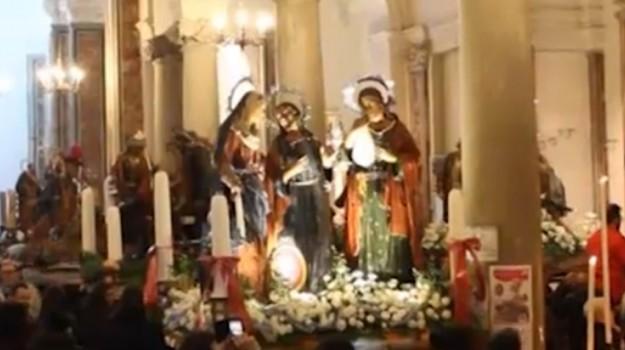 settimana santa agrigento, Agrigento, Cultura