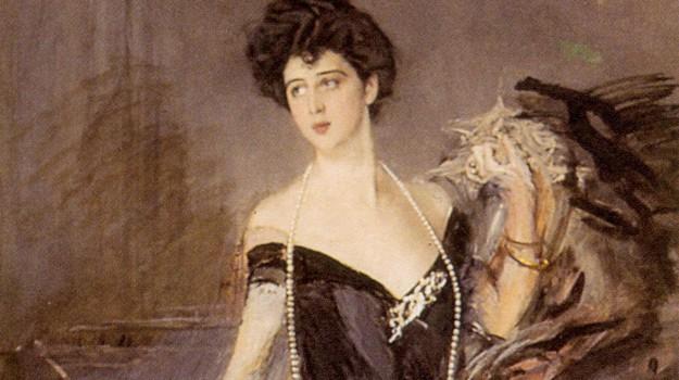ritratto donna franca florio, Emmanuele Emanuele, Palermo, Cultura