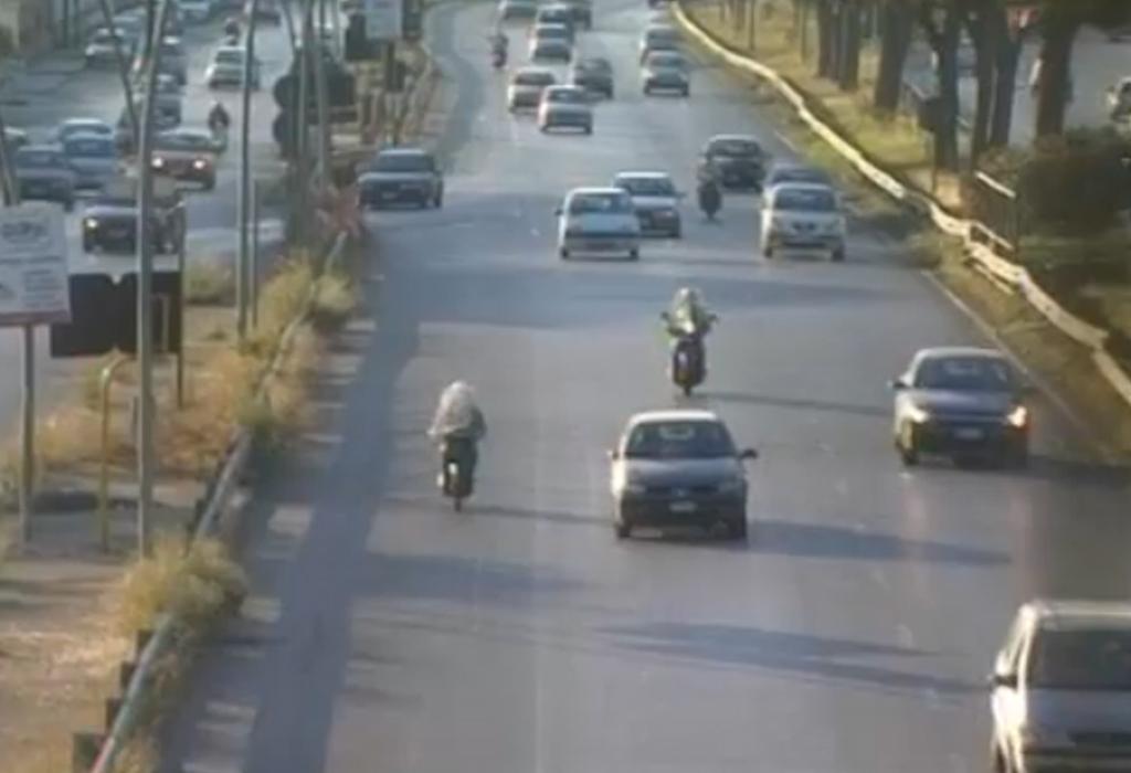 Maxi tamponamento in viale Regione: coinvolte tre auto e un furgone