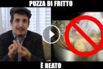 """La puzza di fritto è reato, """"ma noi in Sicilia come faremo?"""": la nuova gag di Roberto Lipari"""