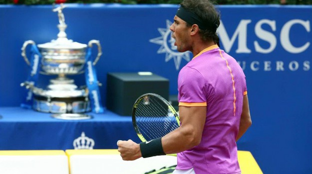 Tennis, Rafa Nadal, Sicilia, Sport