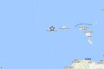 Terremoto nel mare delle Eolie, scossa di magnitudo 3.3 nella notte