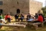 Centri scout, incontro fra i membri a Caccamo