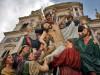 Riti pasquali, ad Agrigento la processione con il ritorno dei simulacri al Santuario